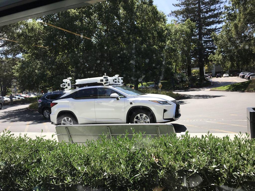 传苹果正使用亚利桑那试车场测试自驾车系统-金融微周刊